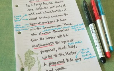 Why I Set Aside Time to Journal and How You Can Get Started