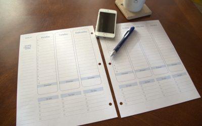 Eliminating the Paper vs Digital Planning Tension Forever
