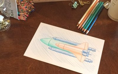 Need Six New Drawing Projects? Try These!