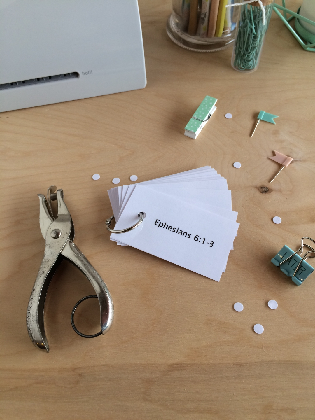 CC Bible Eph 6 flashcards