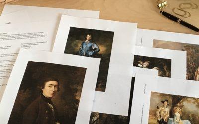 Painting Landscapes like Gainsborough