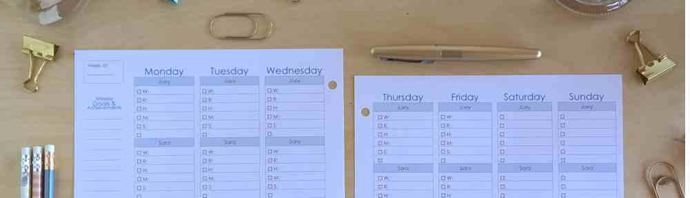The World's Most Amazing Homeschool Planner