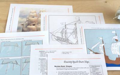 Drawing Upside Down Ships (C3W3)