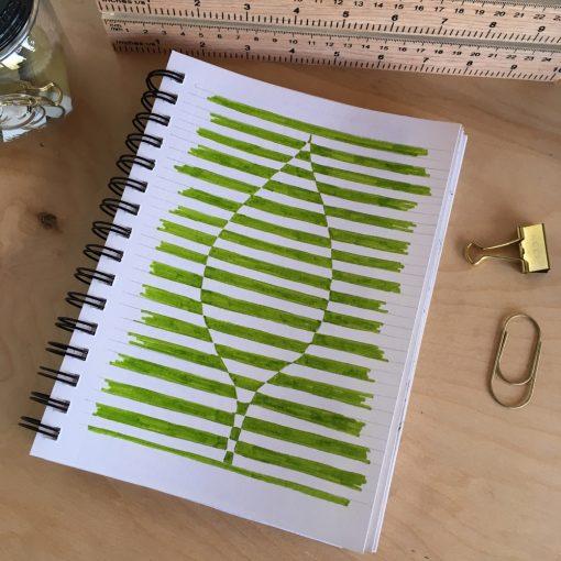 Op Art Project Lesson Plan