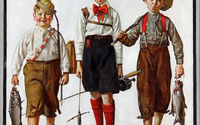 Podcast #16: Why Study Norman Rockwell