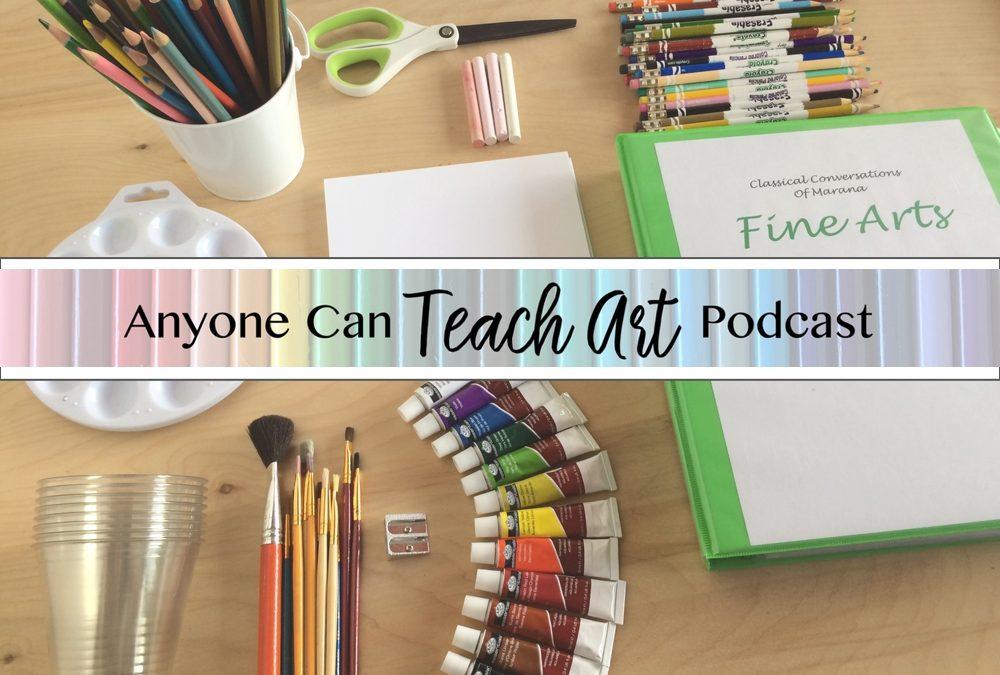 Organizing Art Class
