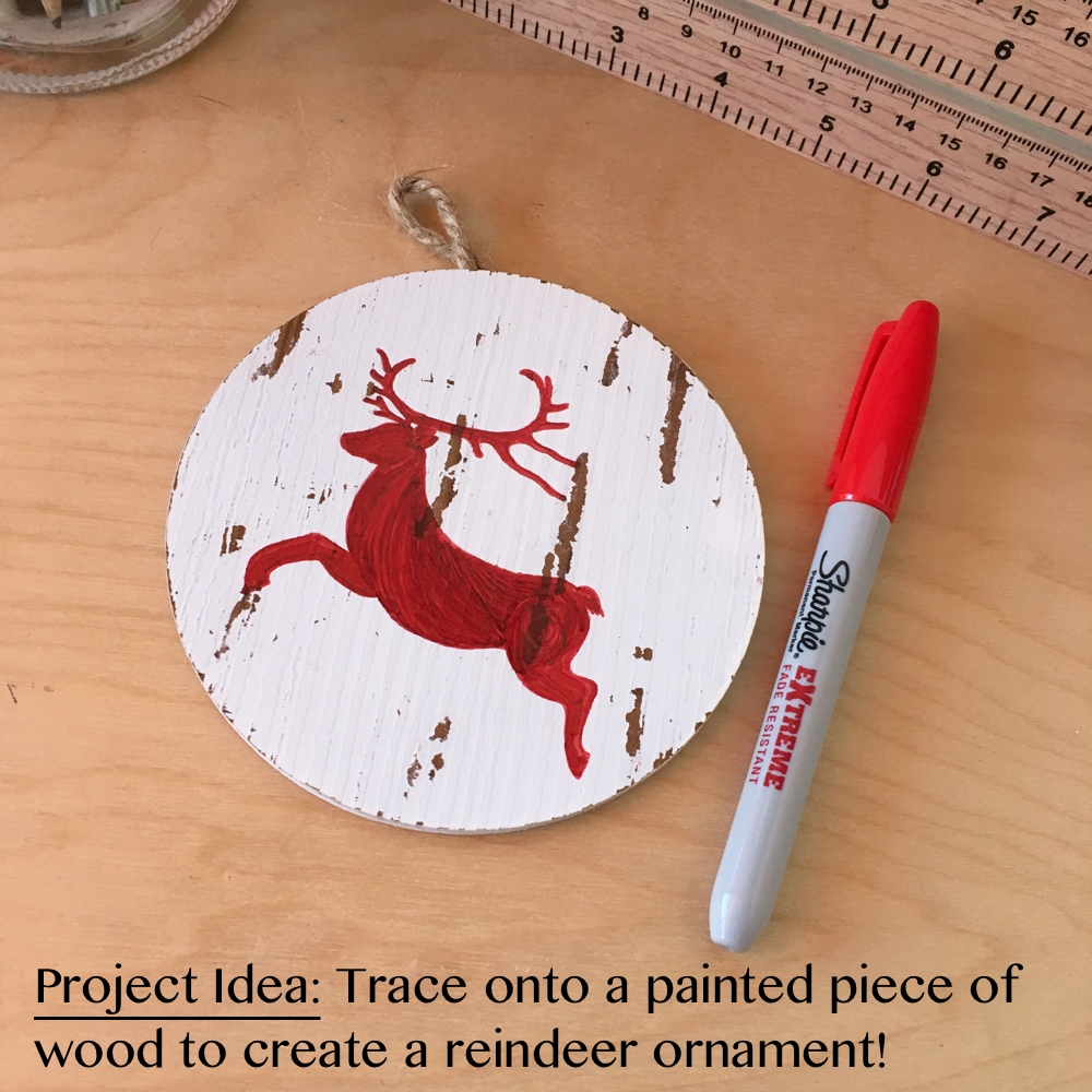 Create your own ornament!