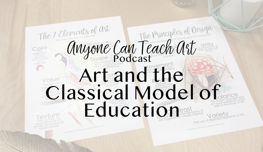 Teach Art Classically