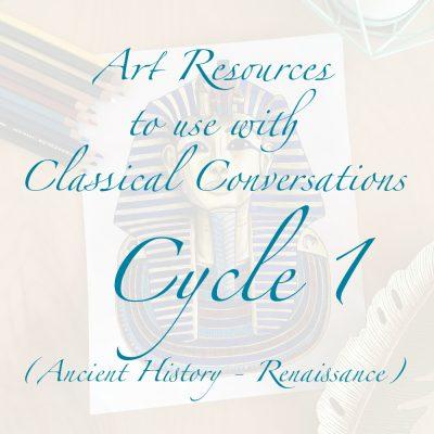 CC Cycle 1 Curriculum