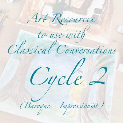 CC Cycle 2 Curriculum