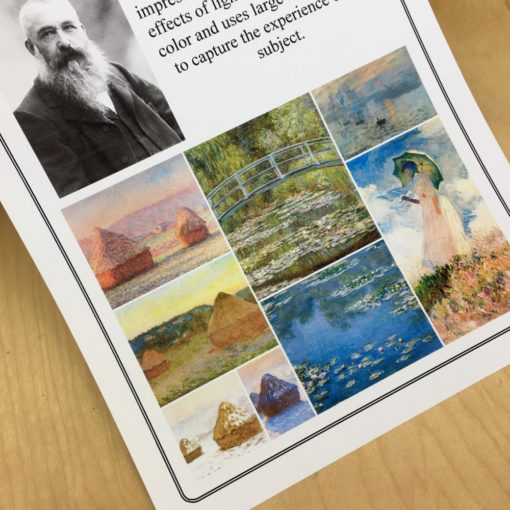 Learn about Monet