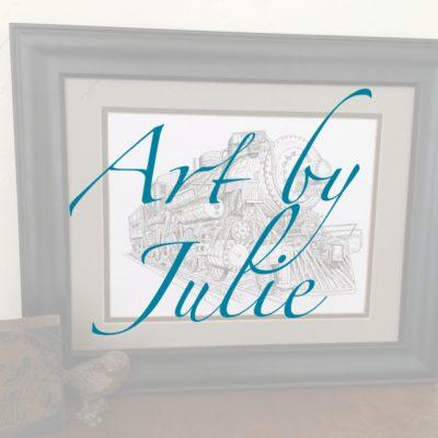 Art by Julie