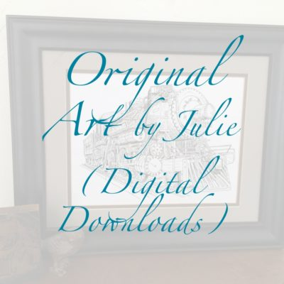 Original Art - Digital Downloads