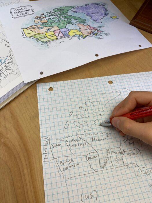 Cartography class