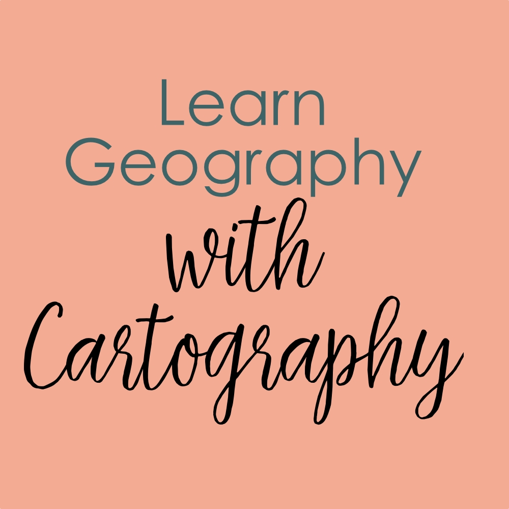 Use cartography to learn geography
